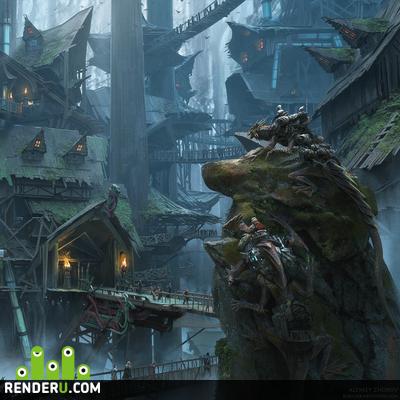preview Смола древнего леса