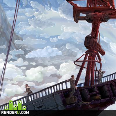 preview Rudd ship