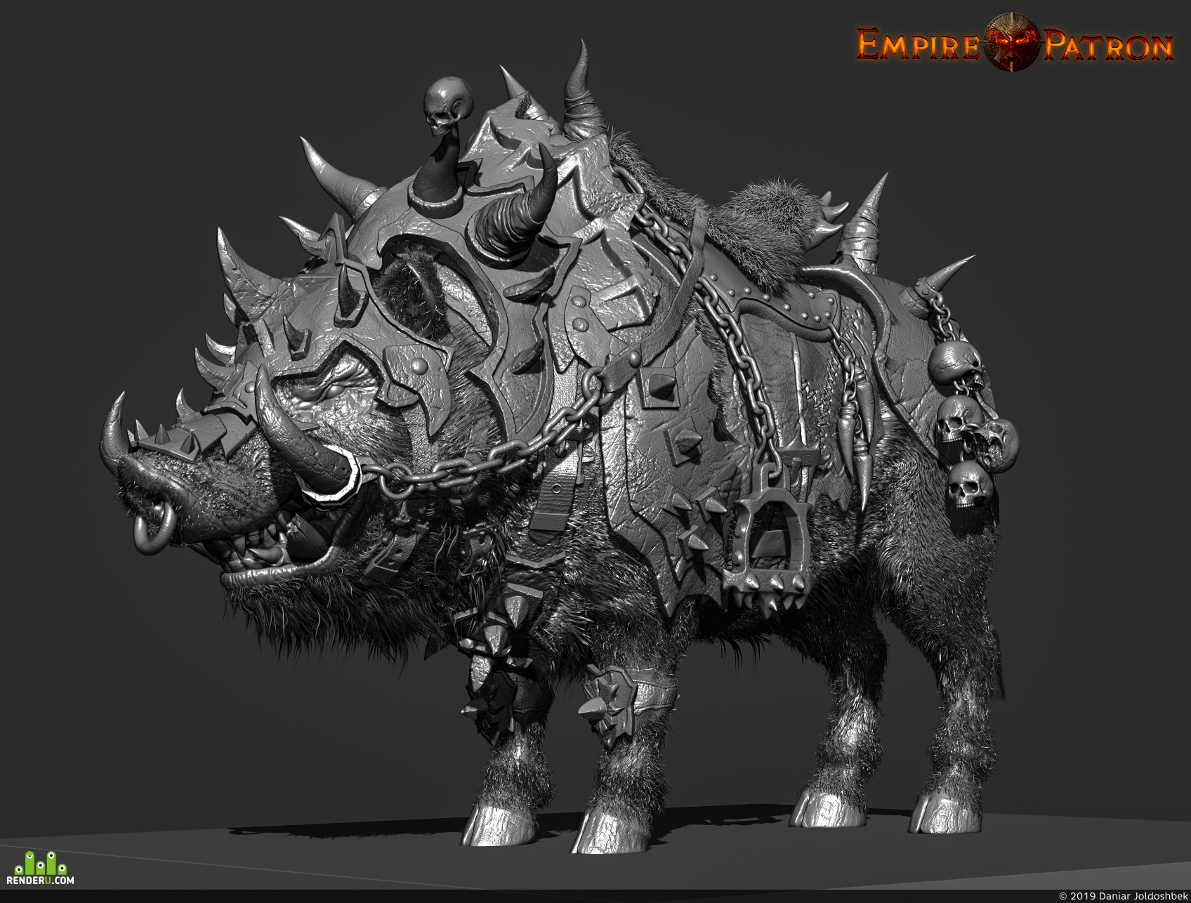 preview war boar