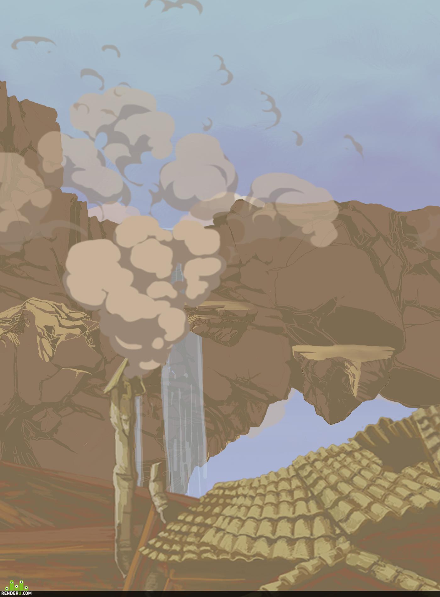 preview Анимация объектов окружения