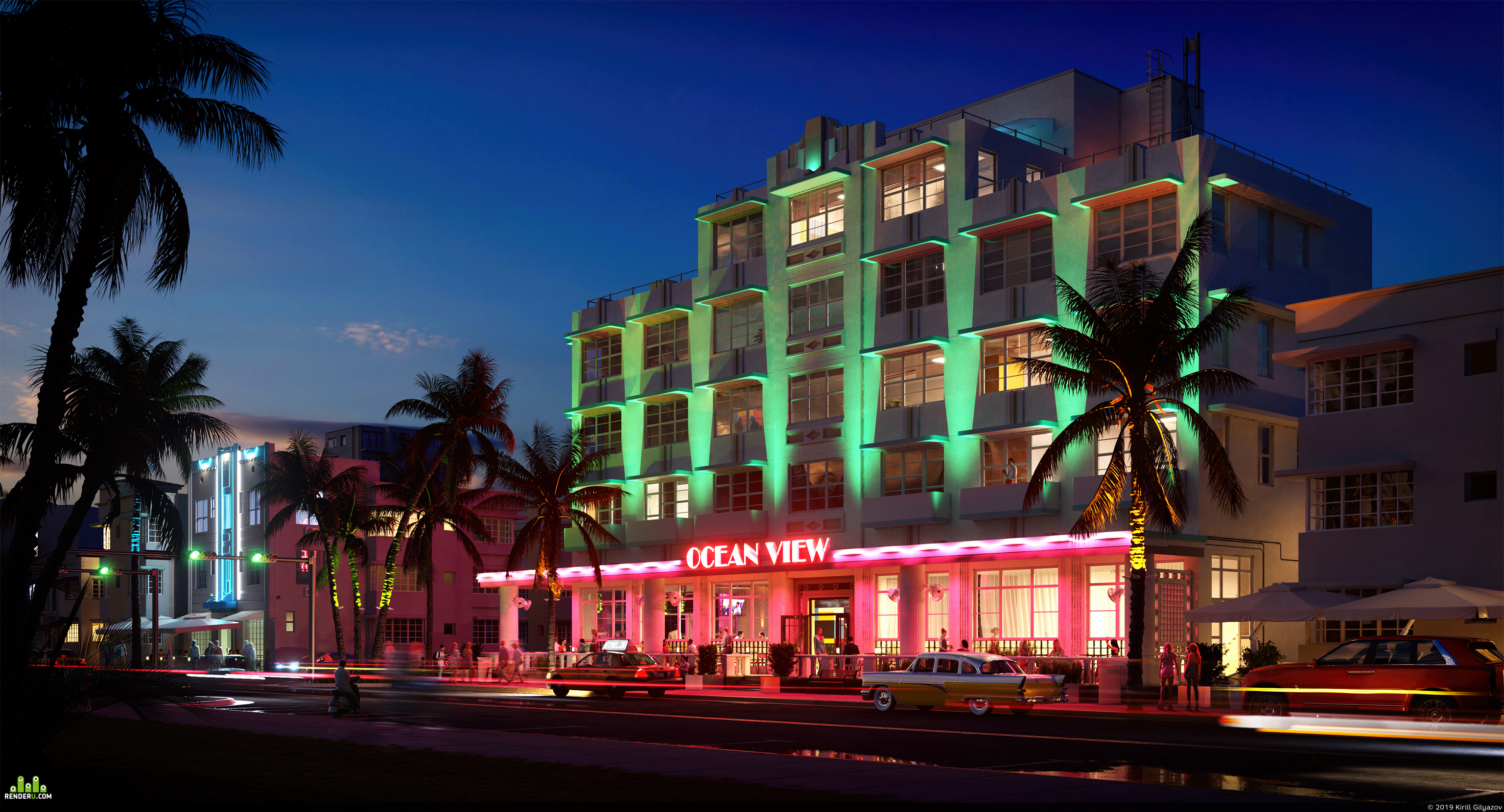 preview Ocean View hotel