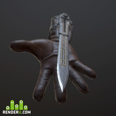 preview Assassin's Creed hidden blade