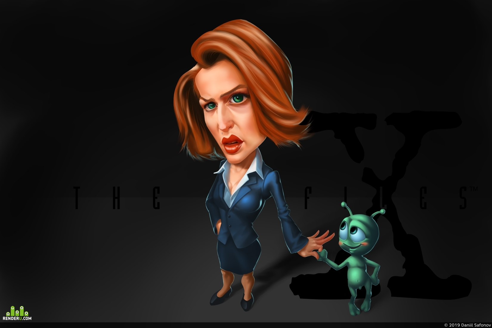 preview X-Files