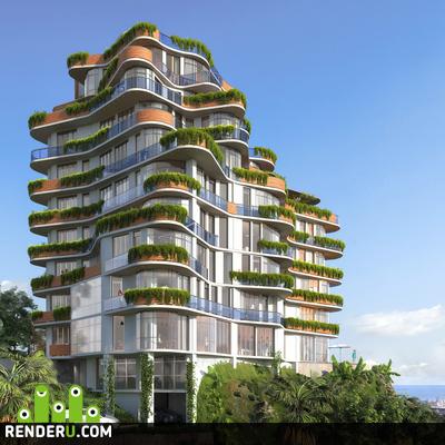 preview Batumi Hills