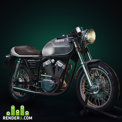 preview CafeRacer