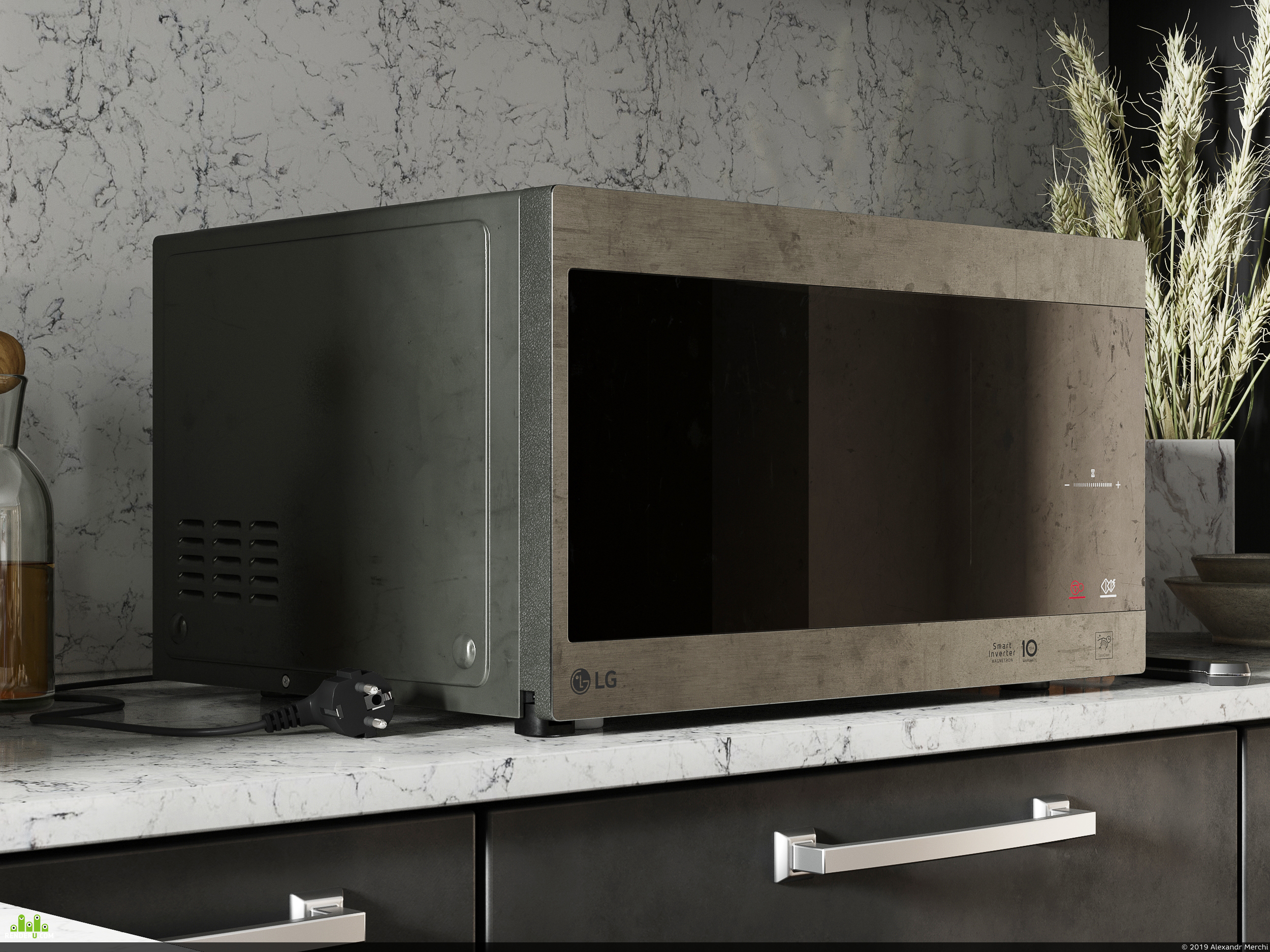 preview Microwave oven
