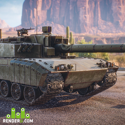 preview The Leclerc Pre-Prototype Main Battle Tank for Armored Warfare