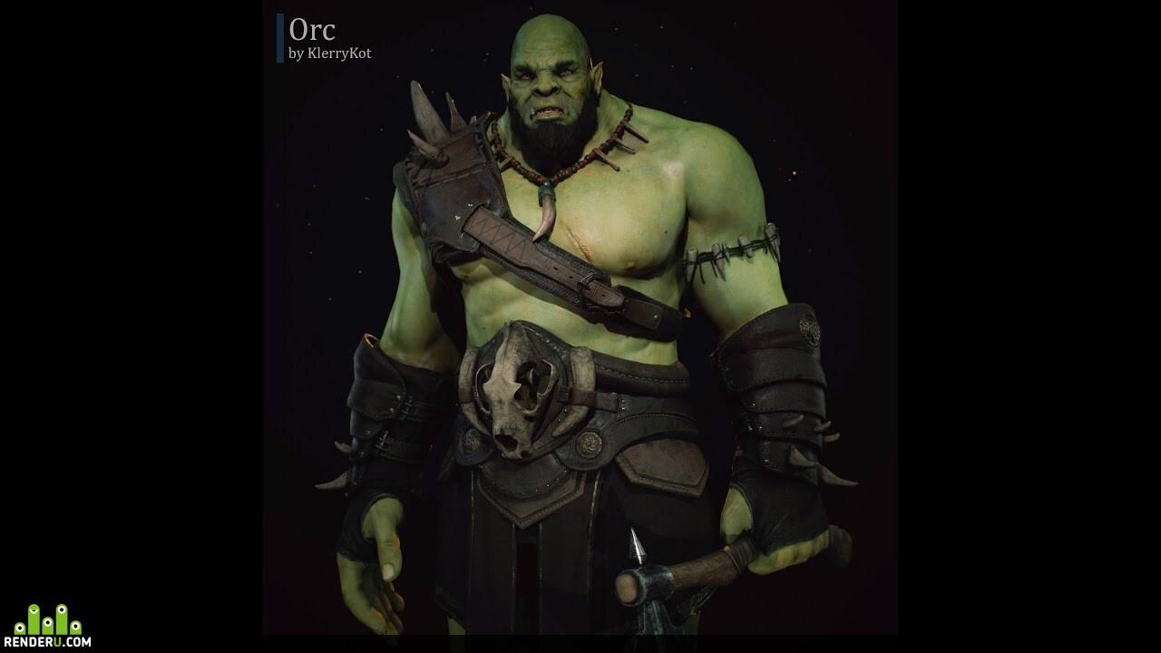 preview Orc Tarkoman