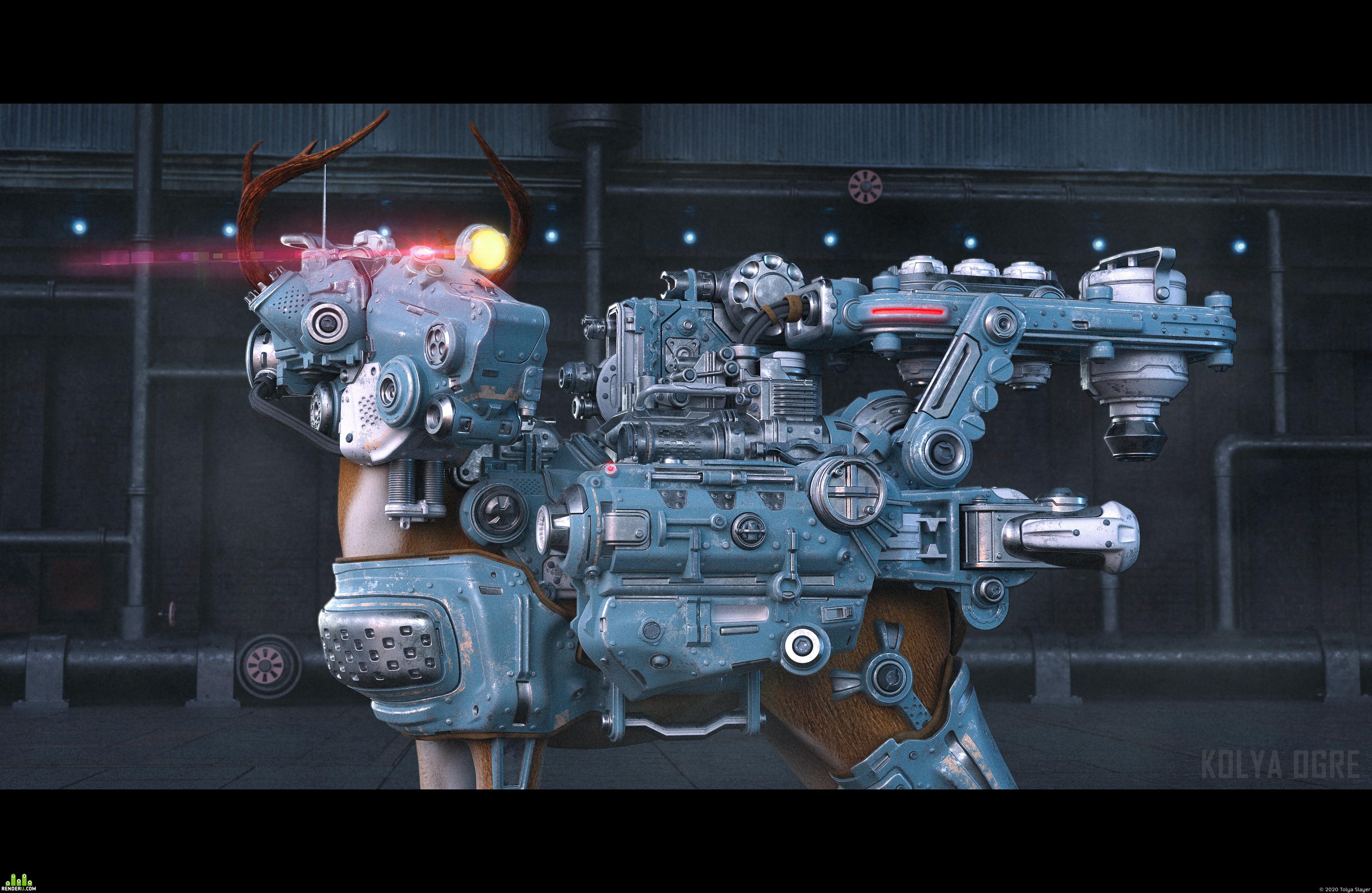 preview Sci-fi Armor