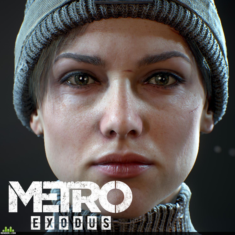 preview Anna Miller - Metro Exodus