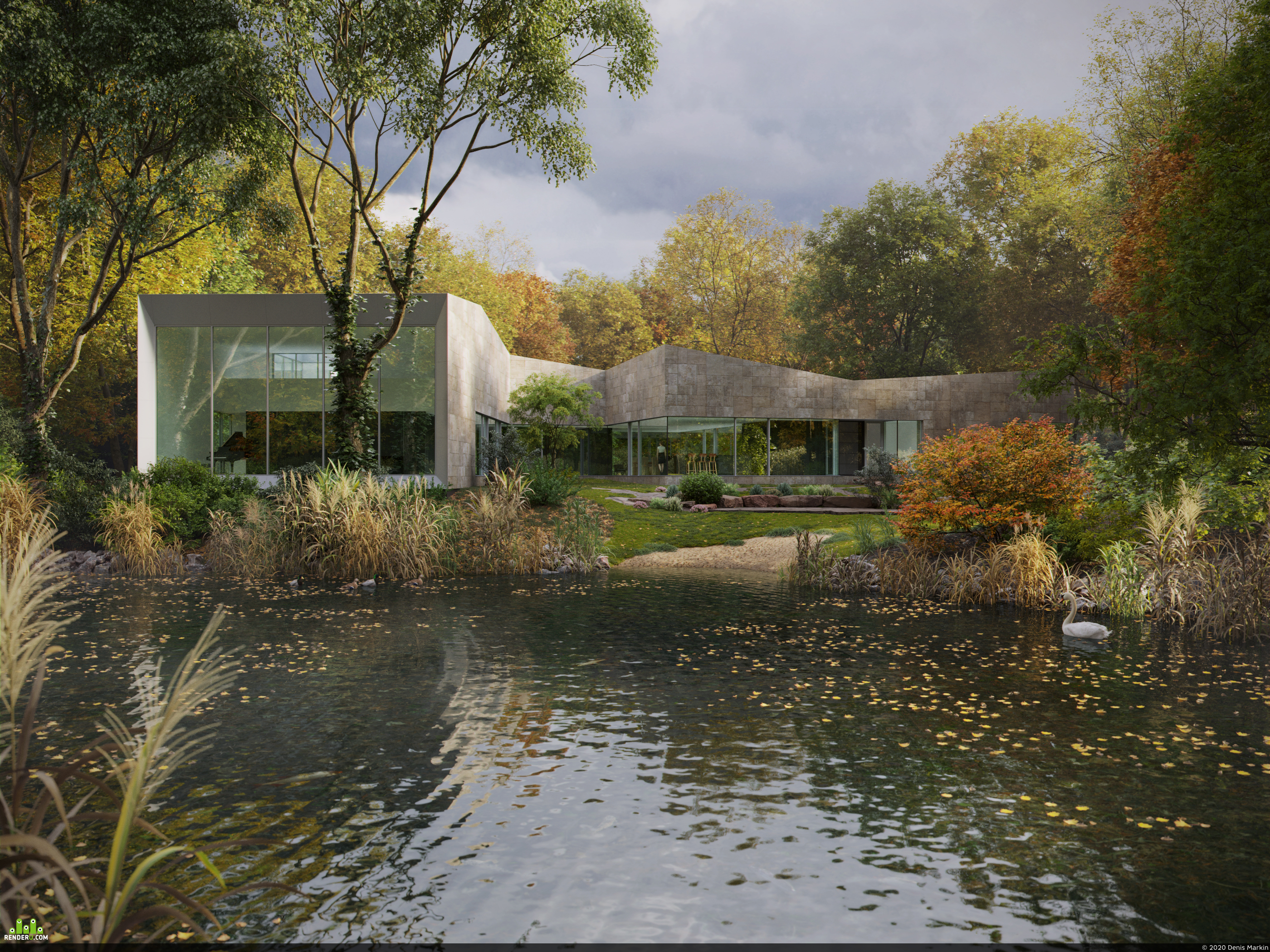 preview House BRAS / DDM Architectuur (made by reference)