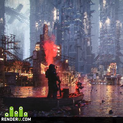 preview Underground city