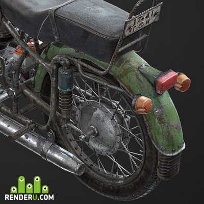 preview Motorcycle
