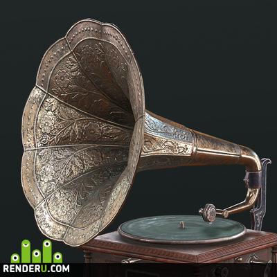 preview Gramophone