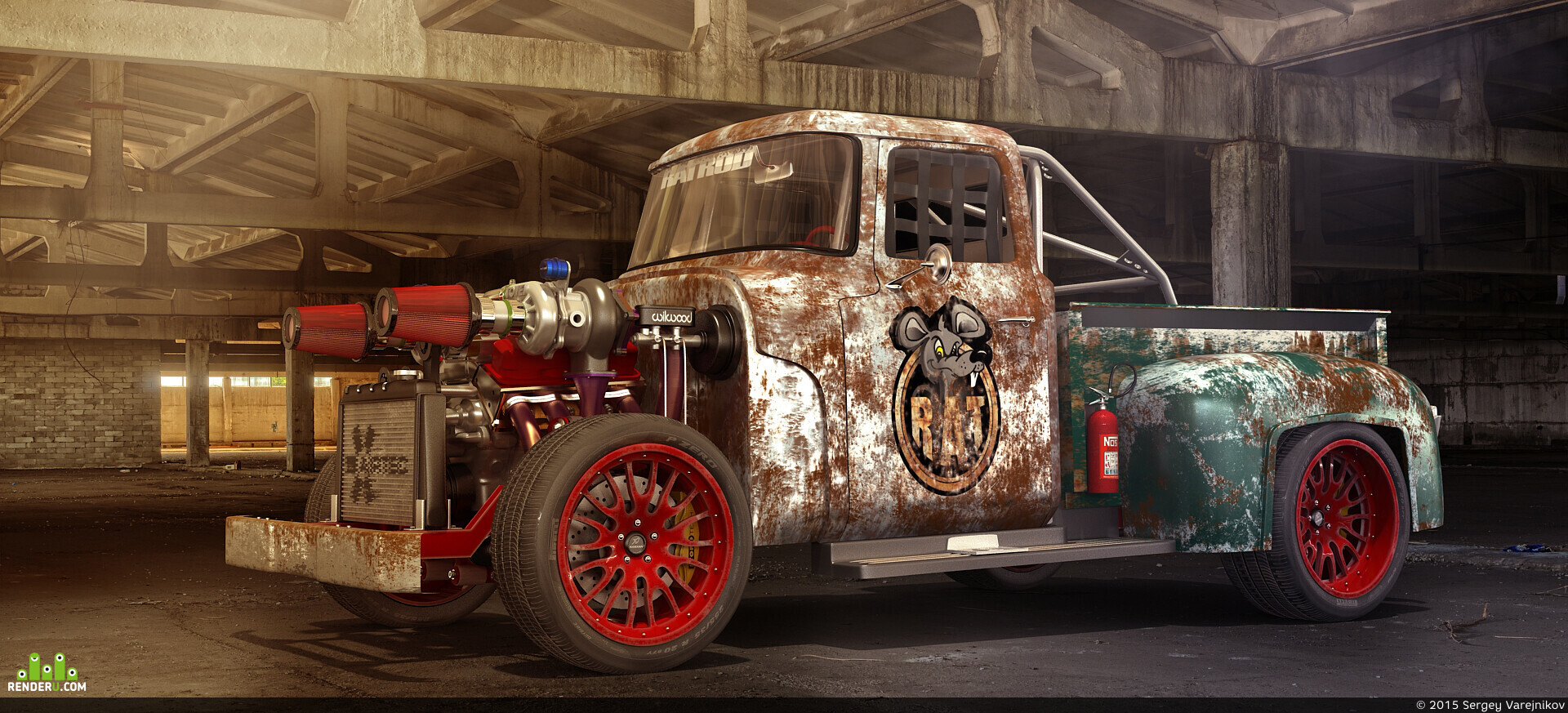 preview Ford f100