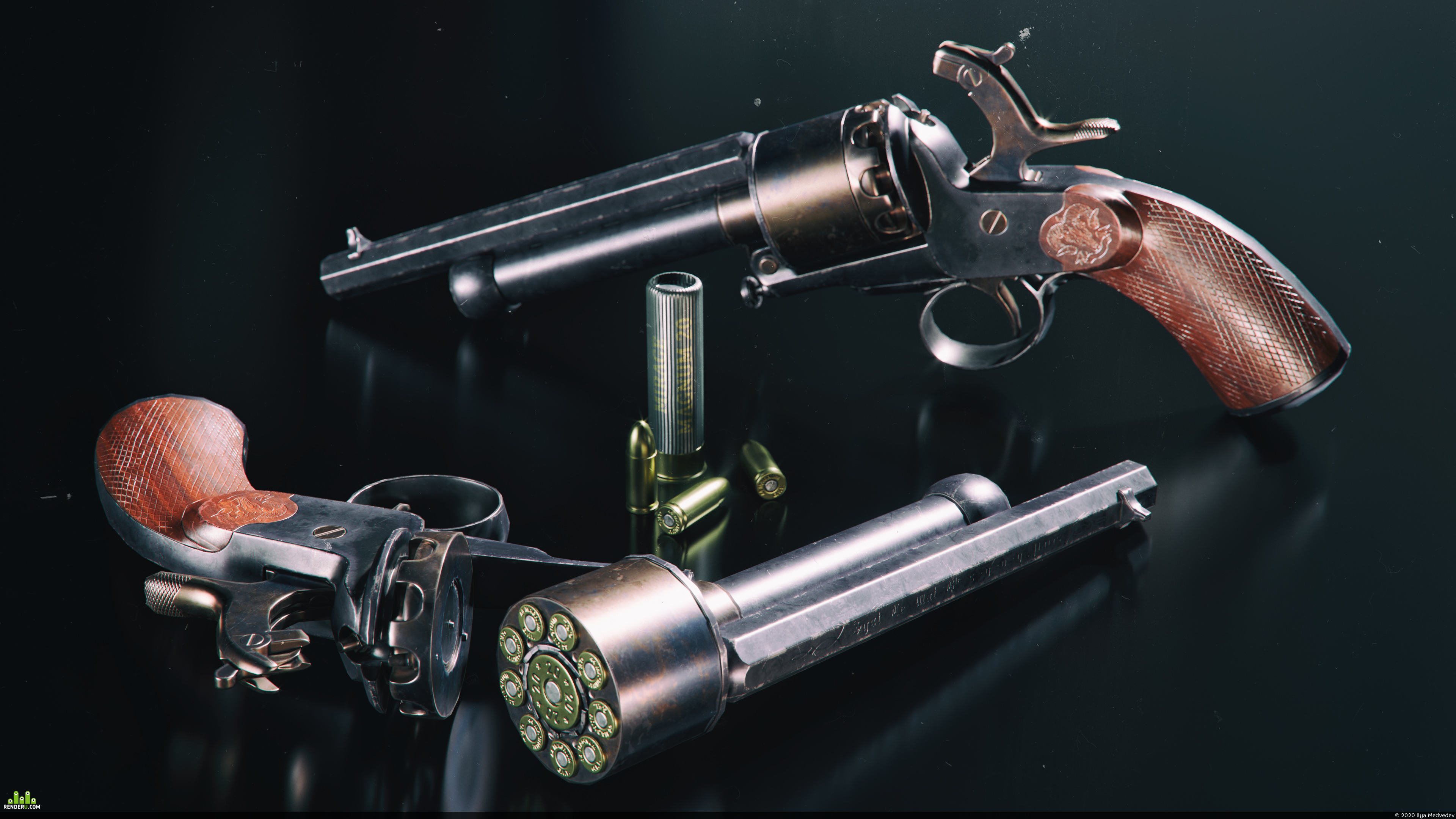 preview The LeMat Revolver