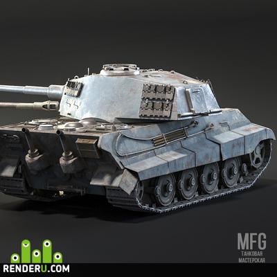 preview Tank Tiger2
