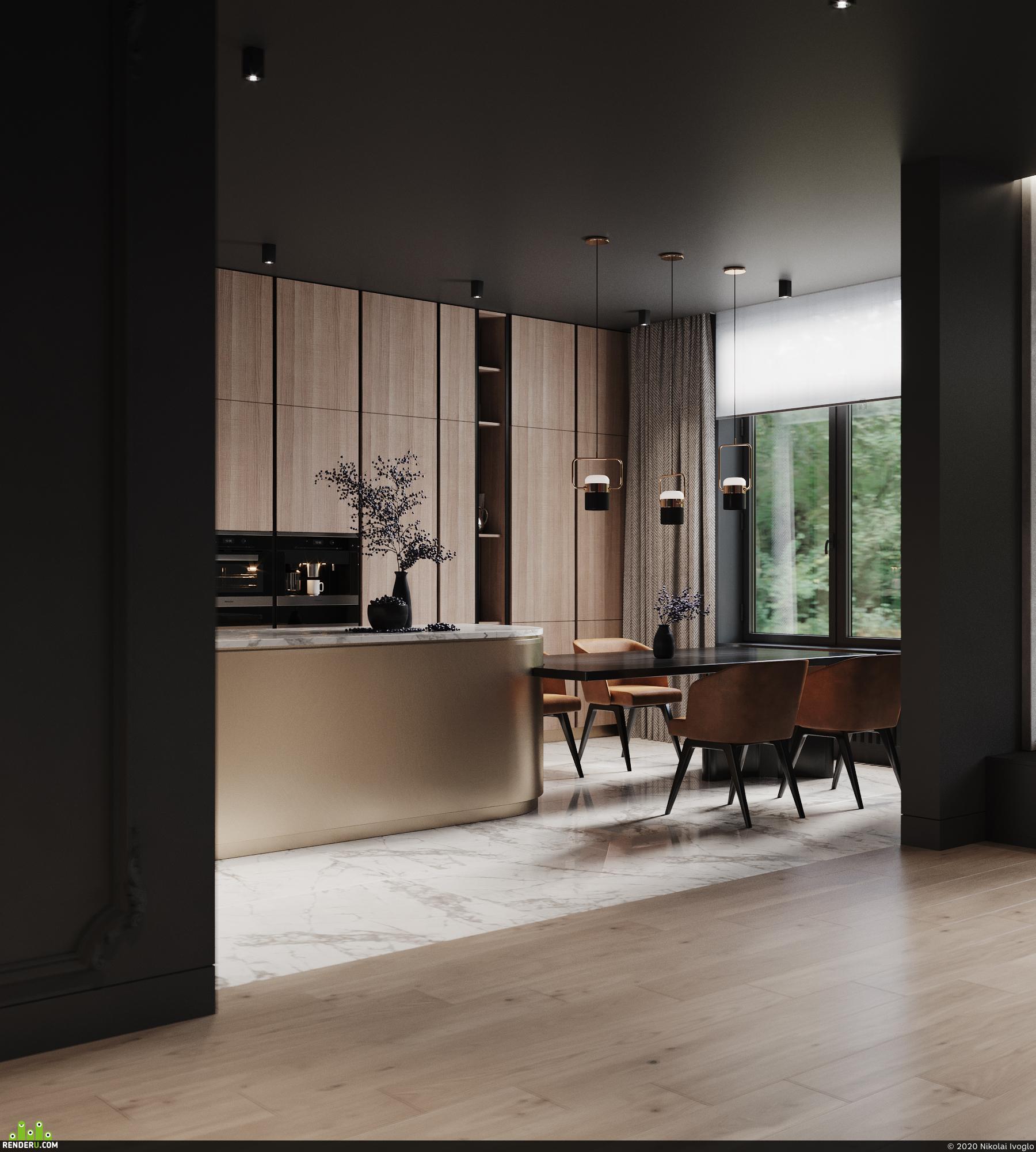preview Concept apartment