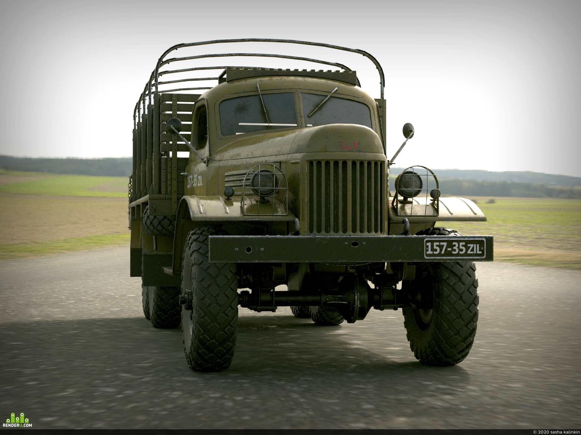 preview Zil 157
