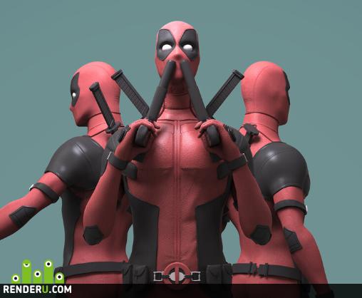 preview Deadpool