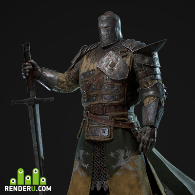 preview For Honor - The Warden
