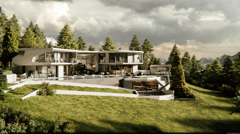 preview Дом в горах