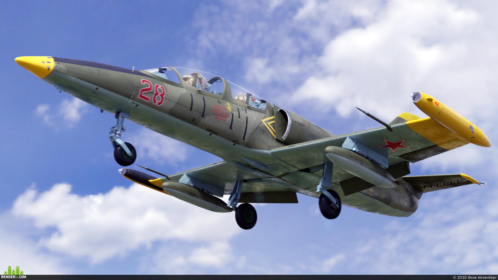 "preview L-39 ""Albatros"""