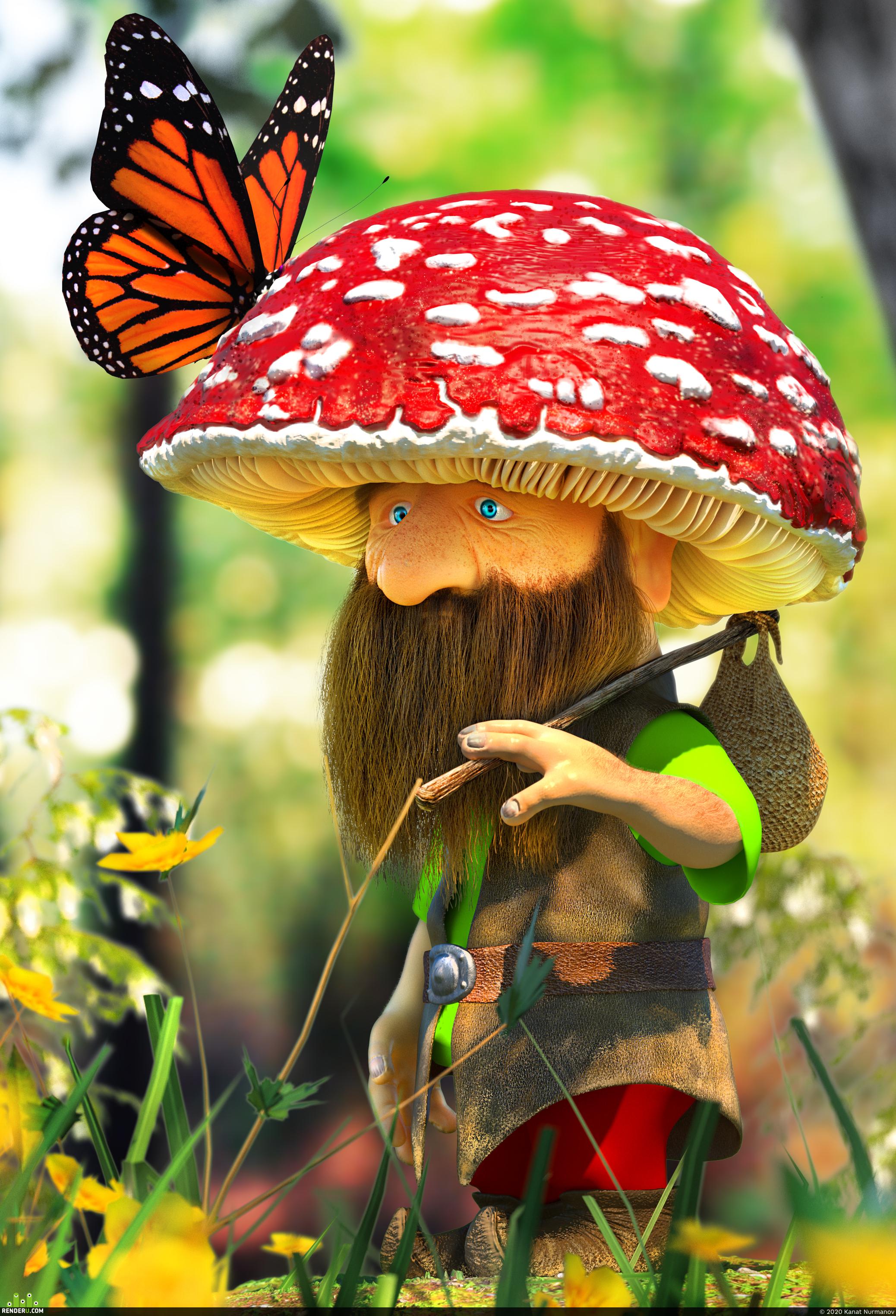 preview Mister Mushroom