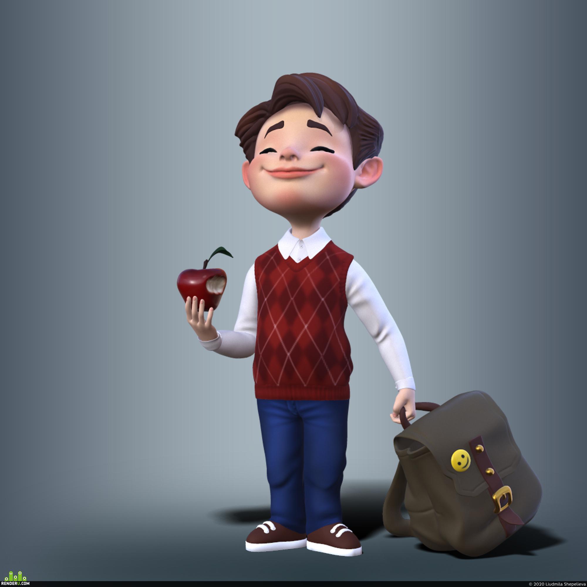 preview Schoolboy