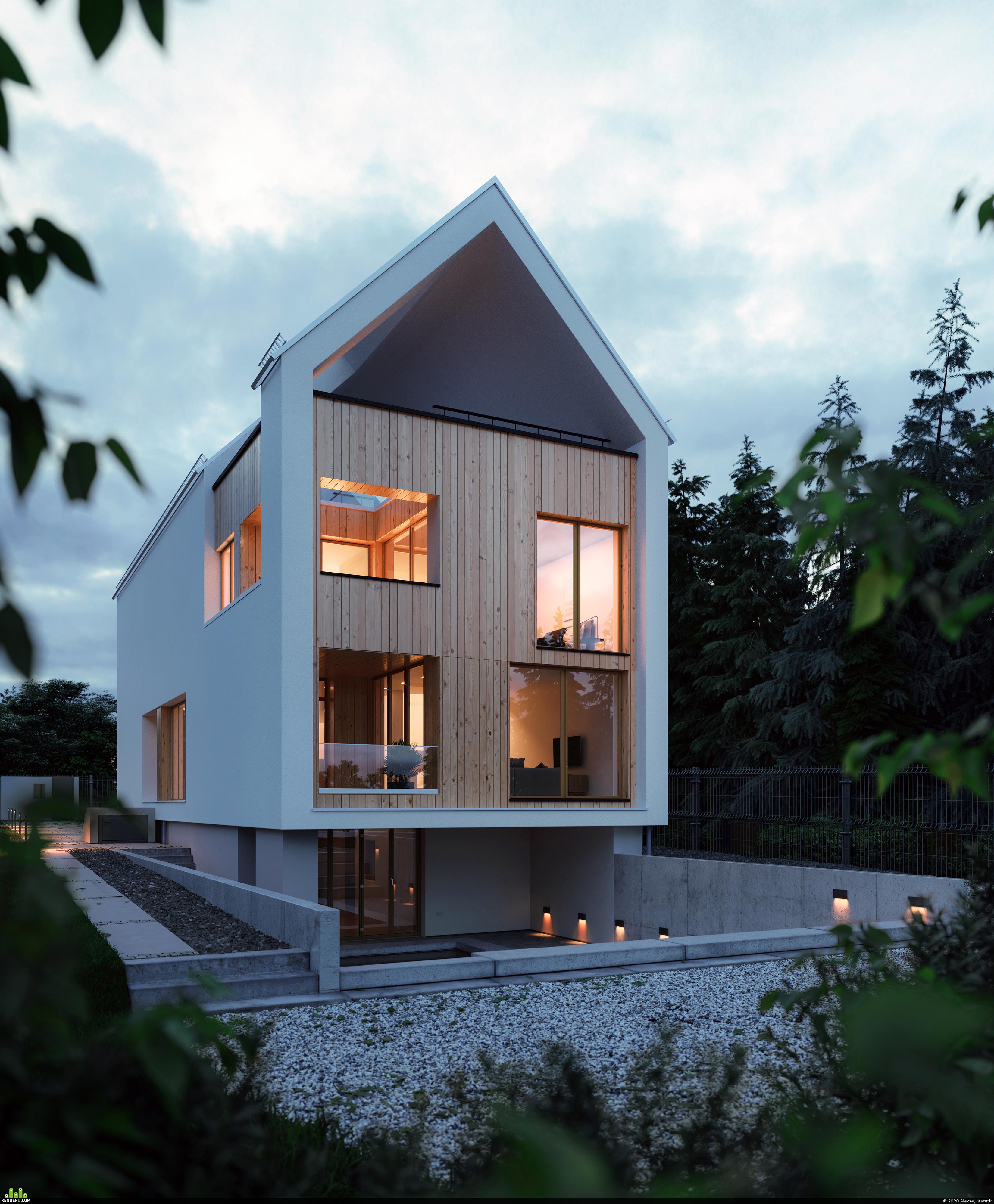 preview Жилой дом на улице Hainer Weg