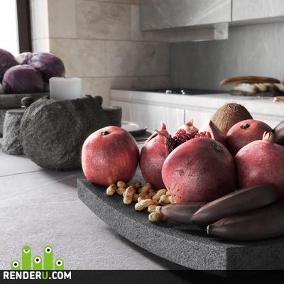 preview Stone kitchen