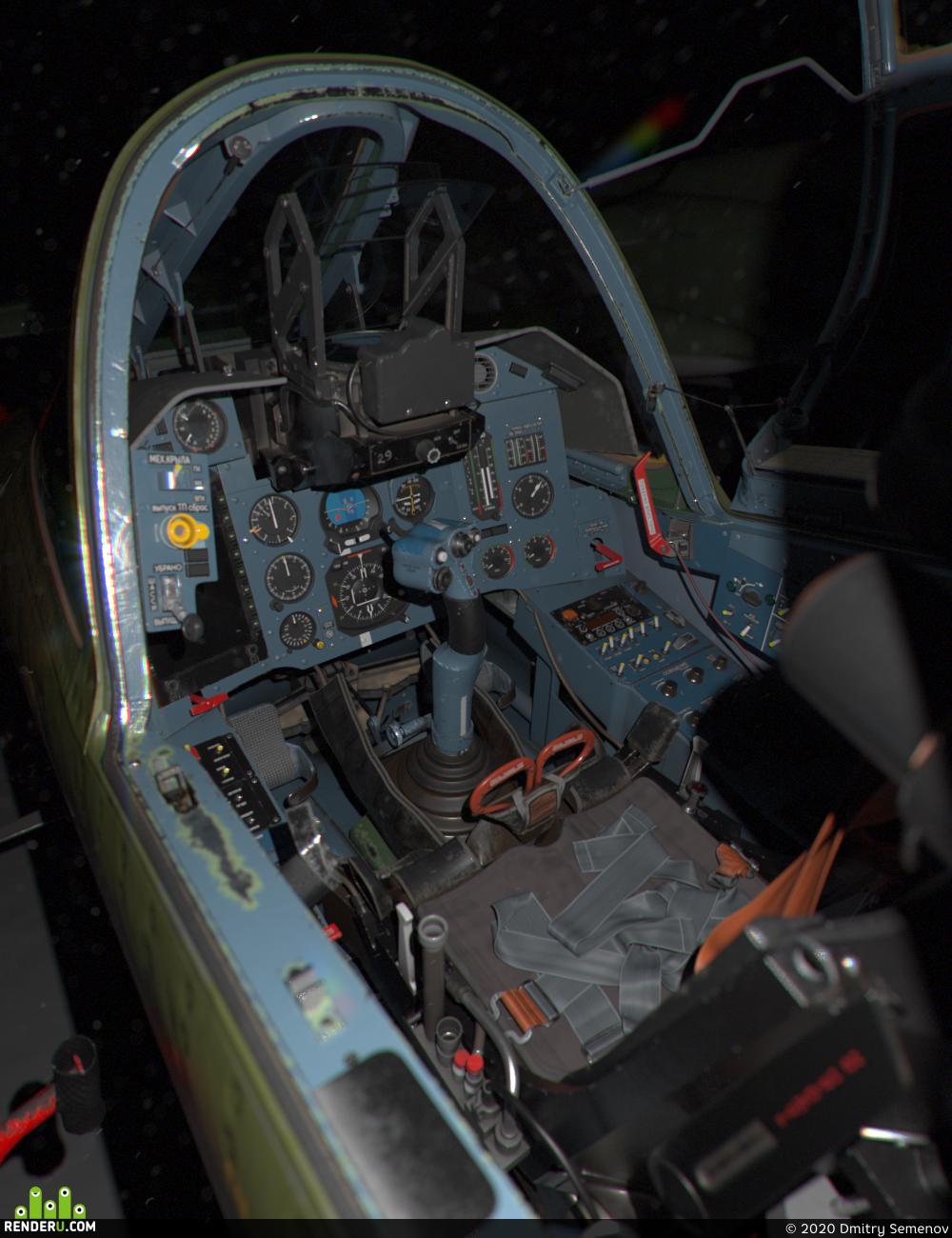preview SU-25. Cab