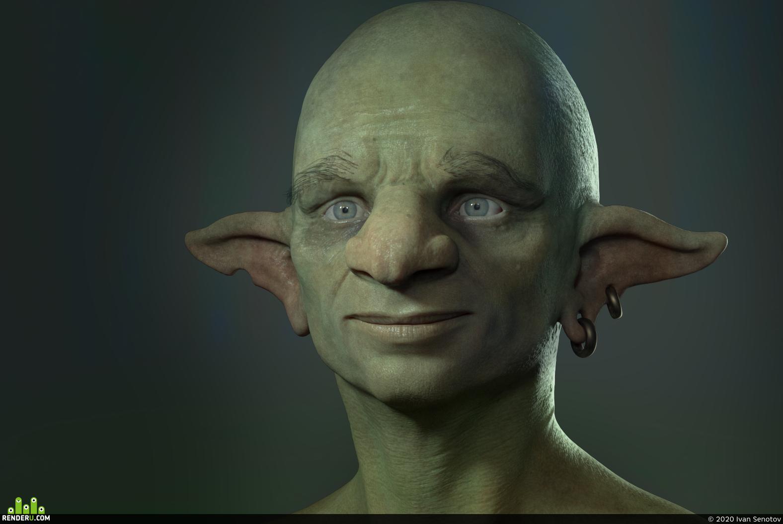preview Kind goblin