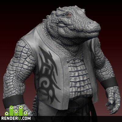 preview Alligator