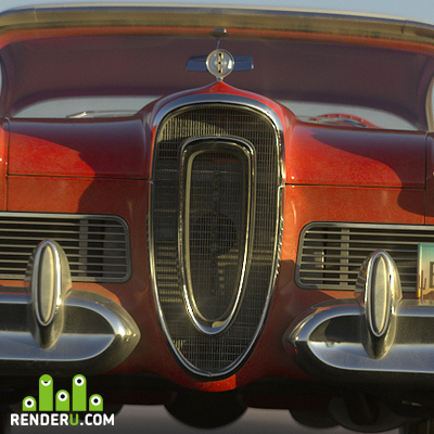 preview Edsel Corsair (1958)