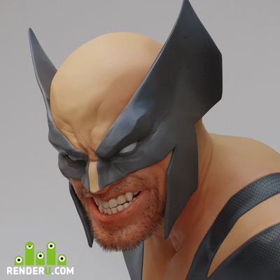 preview Wolverine