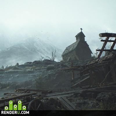preview Fan-Made Diablo 4 Cinematic (Unreal Engine)