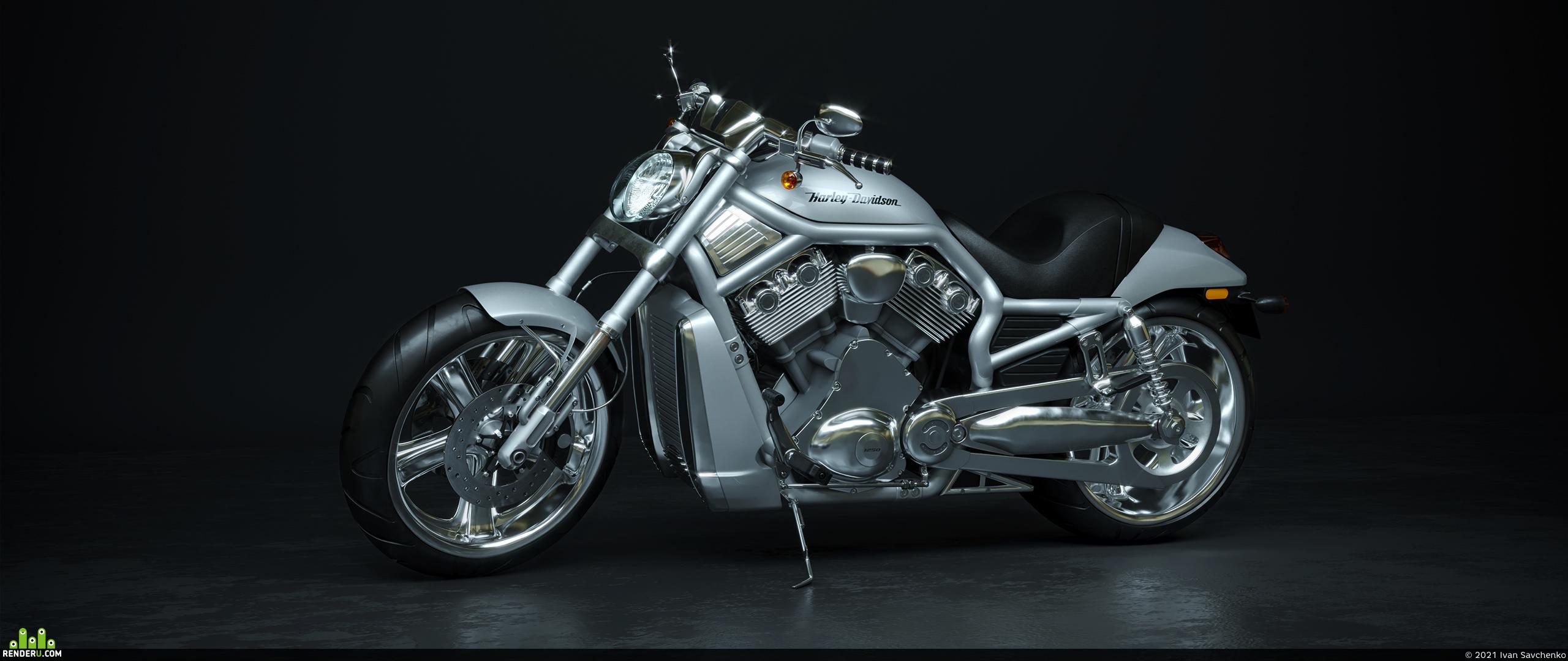 preview Harley-Davidson V-Rod