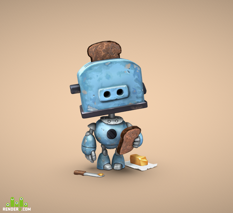 preview Sad toaster