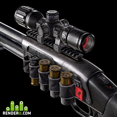 preview Mossberg 590 Tactical