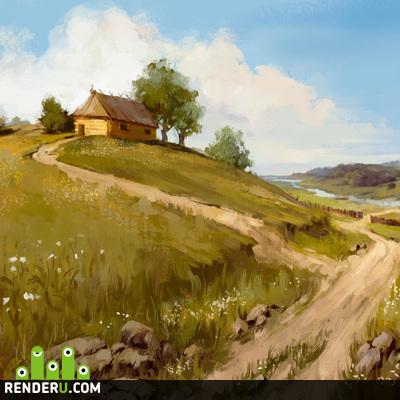 preview landscape