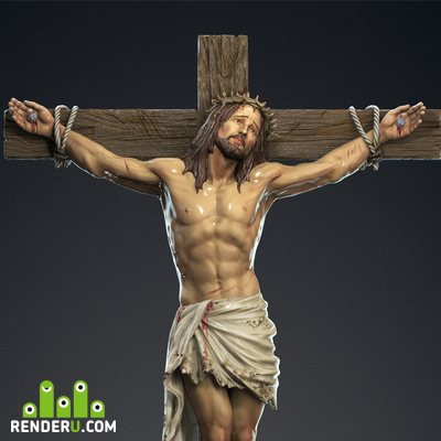 preview Jesus on Cross.