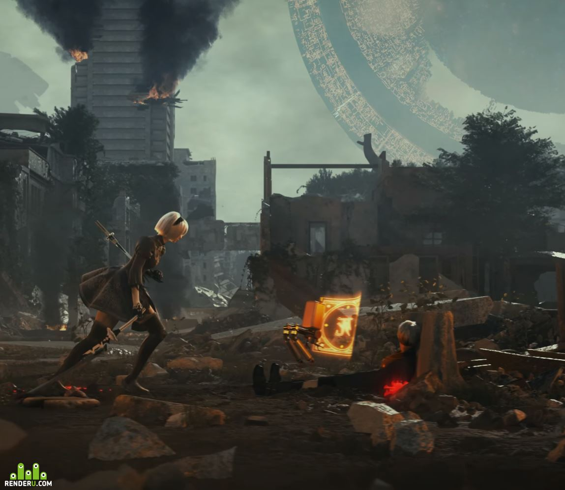 preview The End Of NieR
