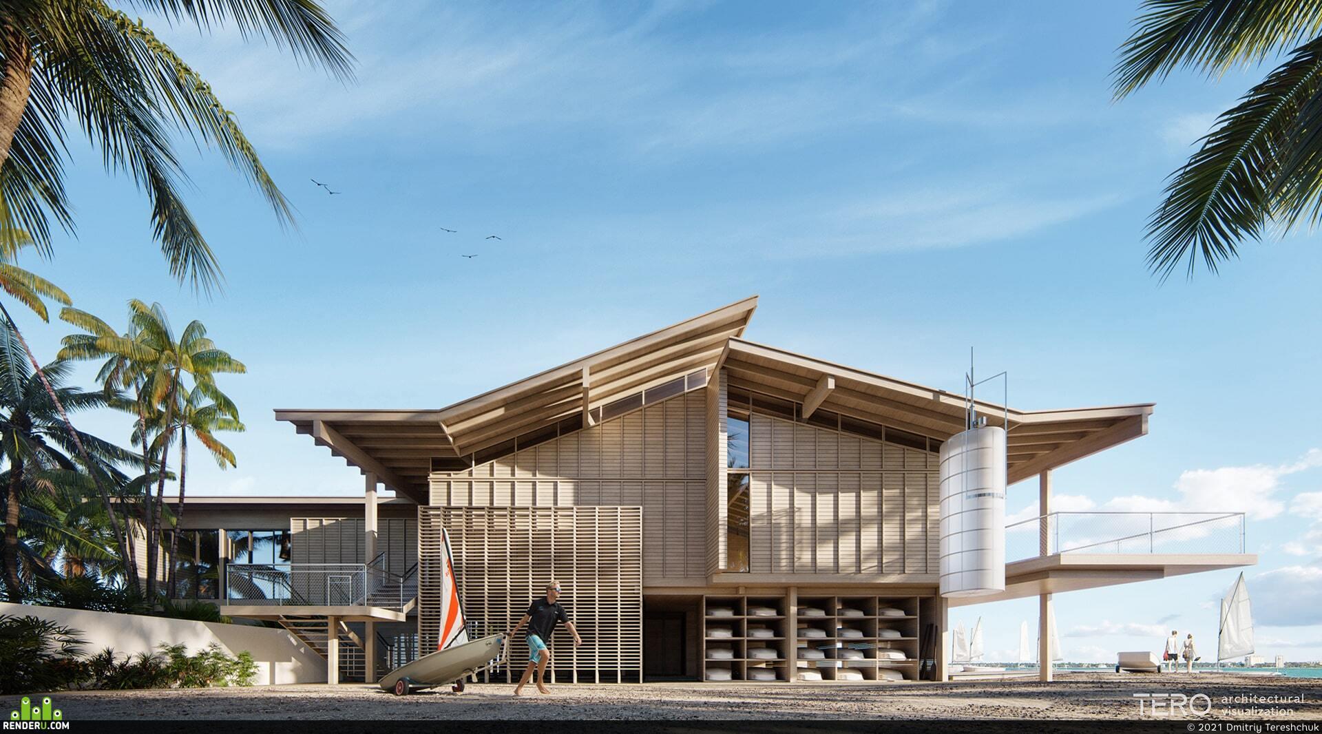 preview Sailing Pavilion