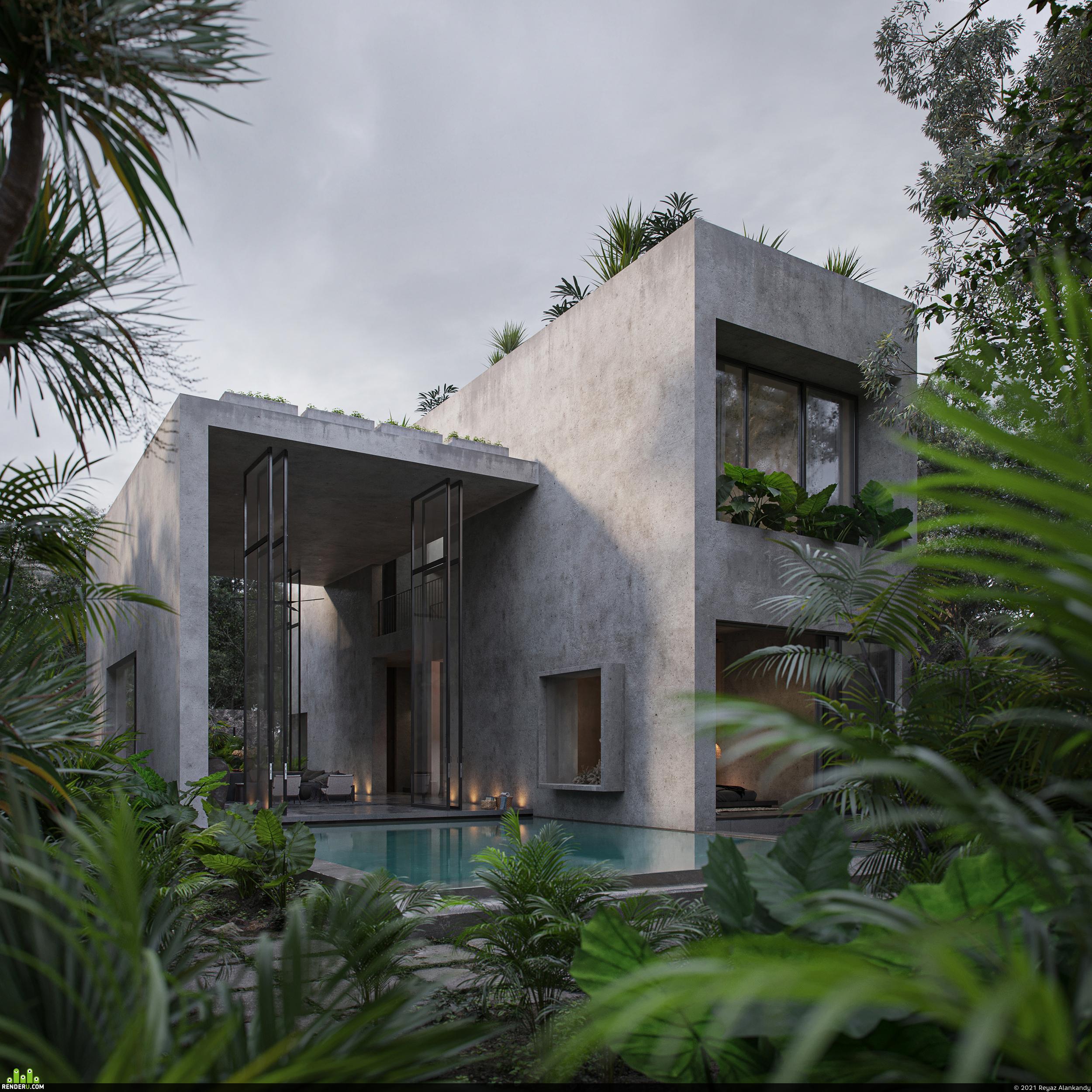 preview Aviv house