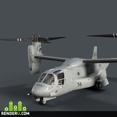 preview V-22 Osprey