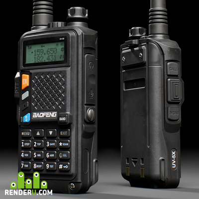 """preview Радио """"Baofeng UV-5X"""""""