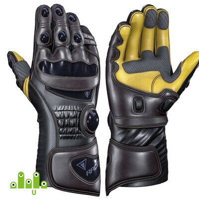 preview HIGH RACER GLOVE. Game-Ready model.