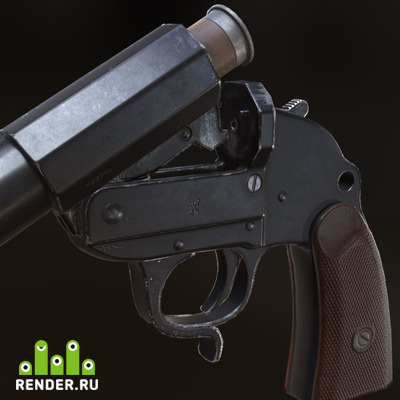 preview Flare gun LP-34 Walther