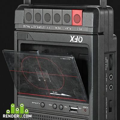 preview Cassette Recorder